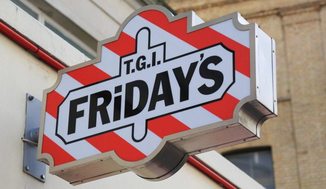 TGI Friday 告別維也納 17年歷史惹人不捨