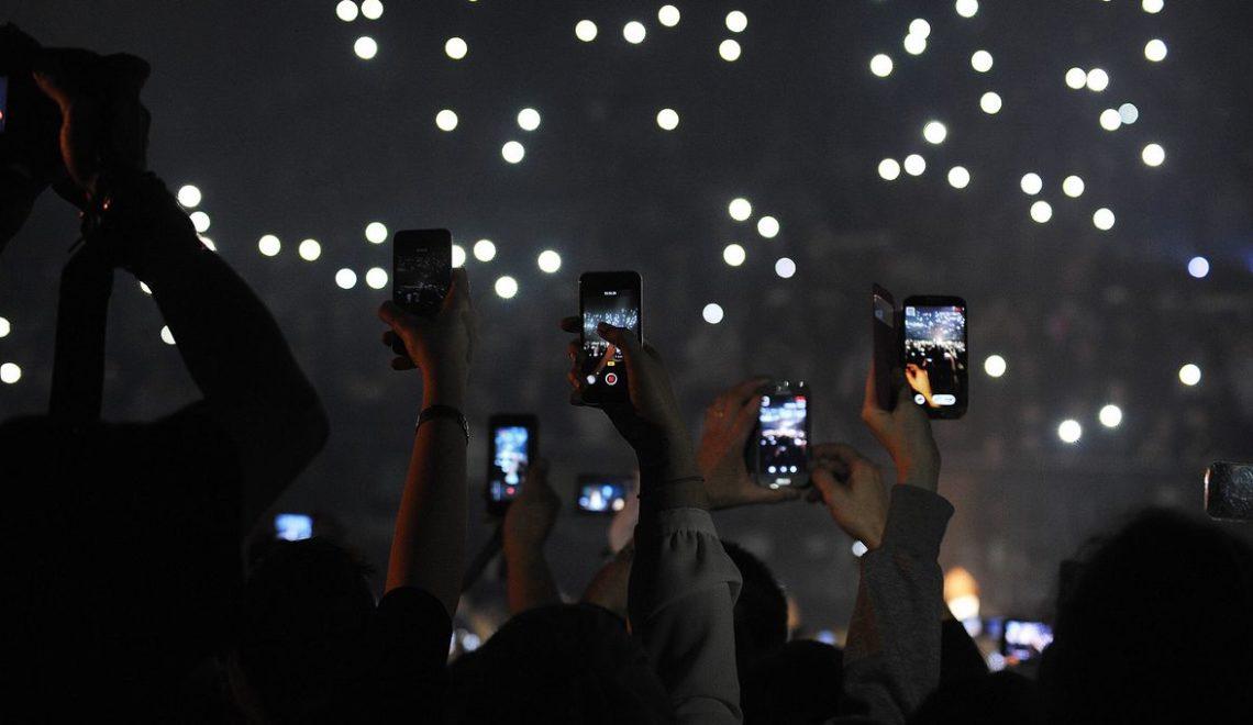 義大利音樂會 嘗試入場收手機