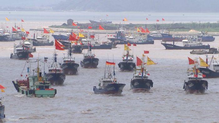 中國船假扮非洲船 全球搶掠魚資源