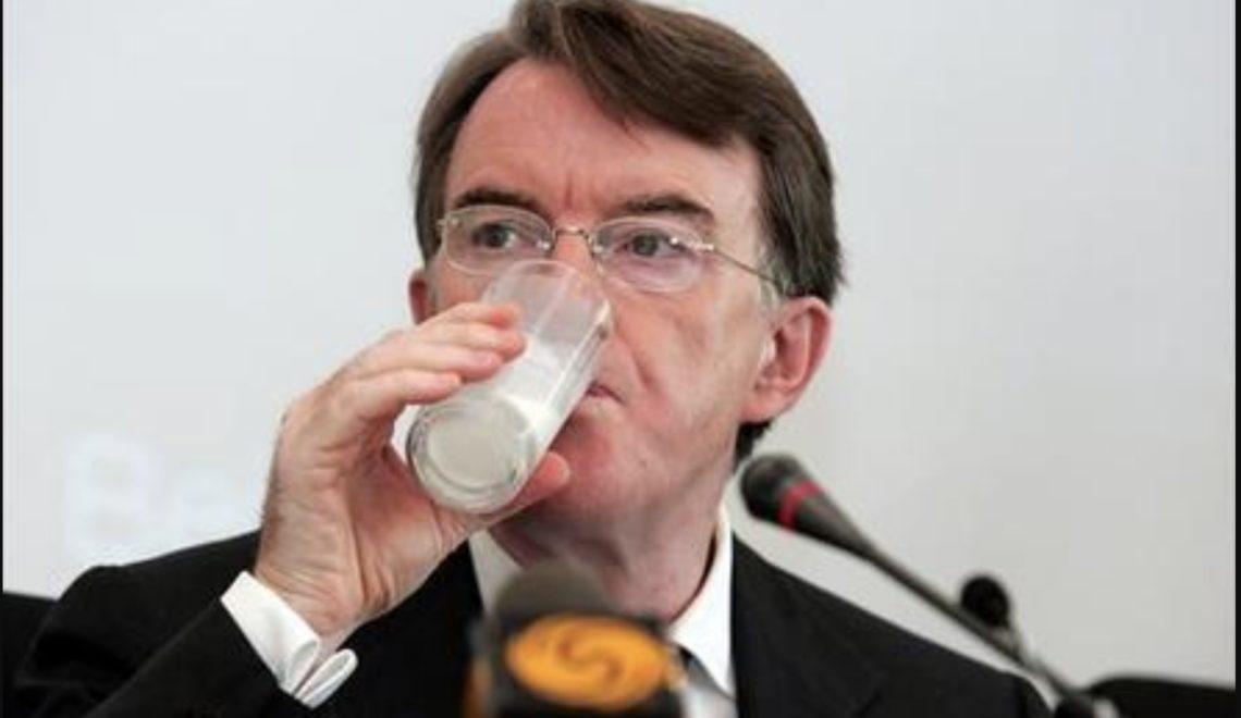英國都派人參選 WTO 北京飲奶勳爵榜上有名?