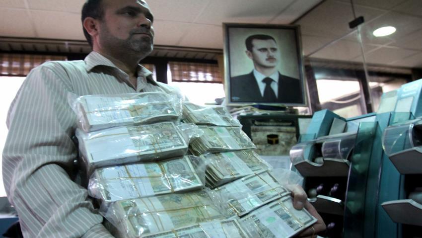 美國制裁 敘利亞鎊匯價暴跌 部分地方專用土耳其里拉