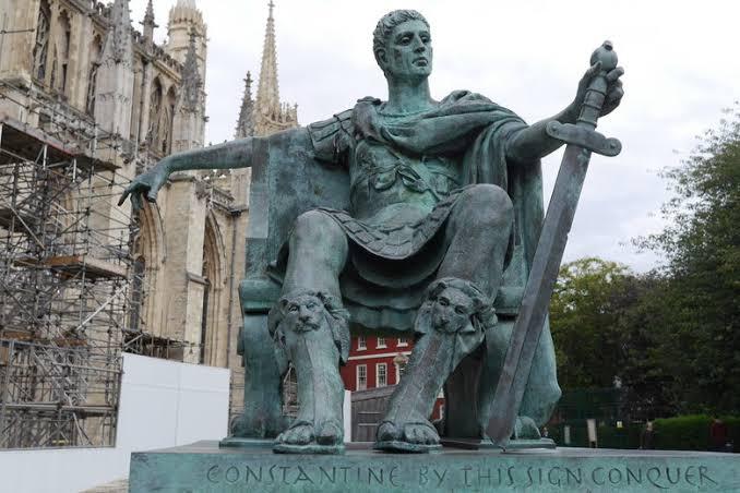 羅馬皇帝雕像都俾英國示威者投訴「蓄奴」無得留低?