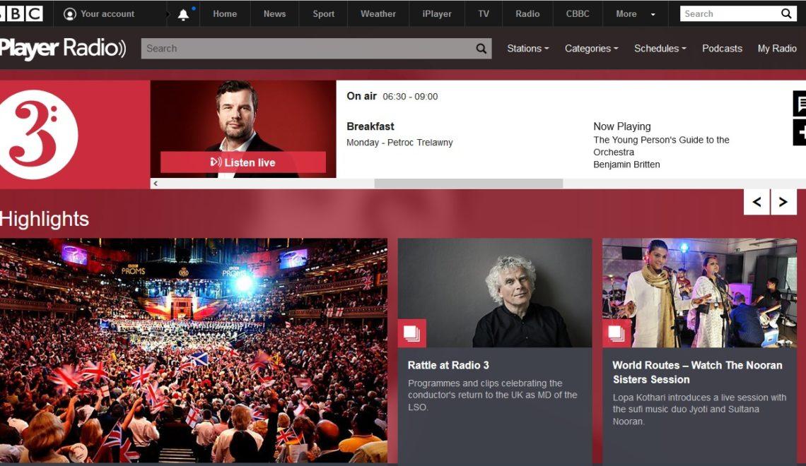BBC 最新指引 電台主持唔好唔識扮識
