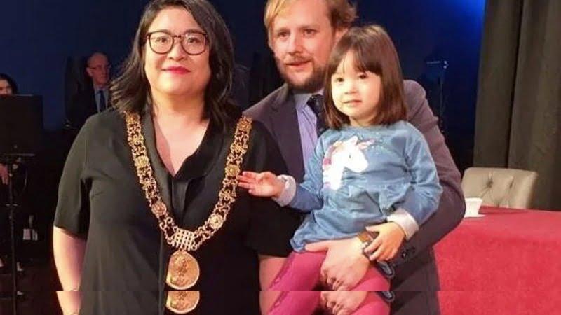 都柏林選出首任港裔市長