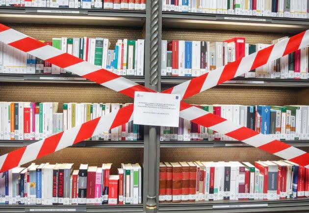 西班牙圖書都要隔離14日?