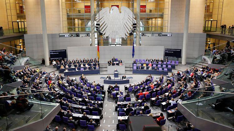 德國國會晉身世界第二大國會