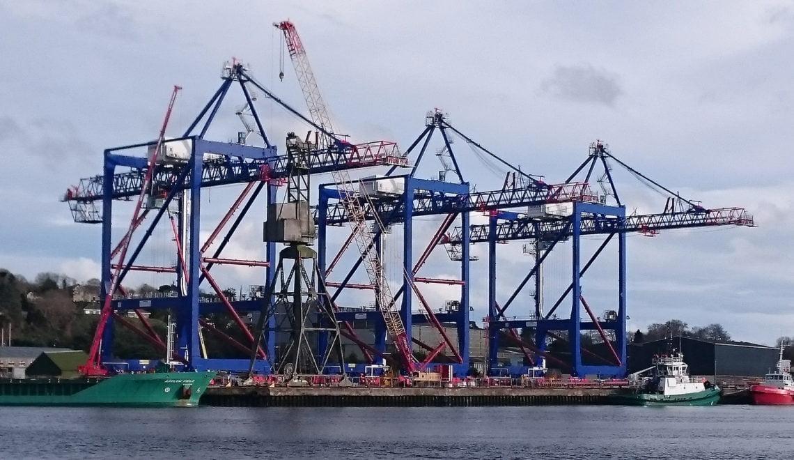 蘇聯倒台前 曾計畫租愛爾蘭港口30年?