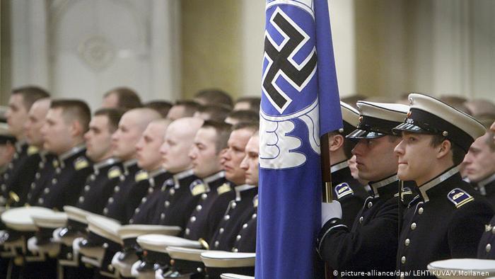 芬蘭空軍悄悄除下「納粹」標誌
