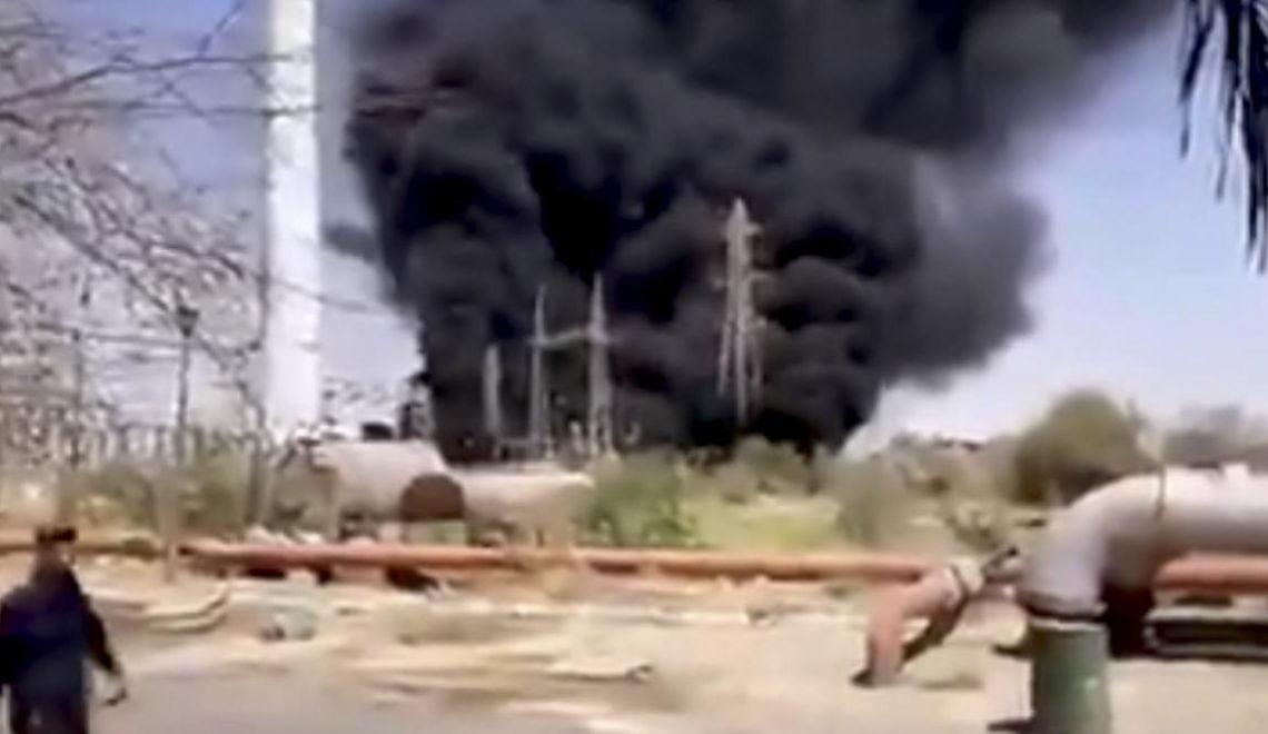 伊朗爆炸不斷 當局擔心係外國破壞?