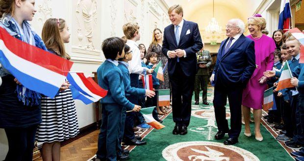 解密文件表示:荷蘭人表示唔識人 愛爾蘭從來借唔到梵高