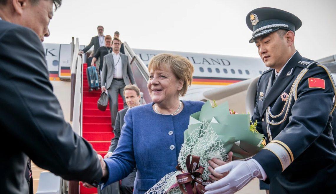 德國外務省承認曾經傳召契丹大使 抗議技安法