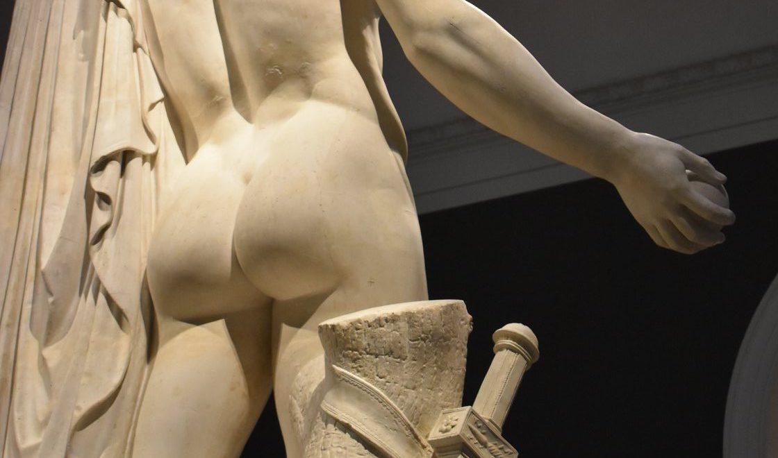 英國博物館發起 最佳Butt選舉 但外國反而更積極?