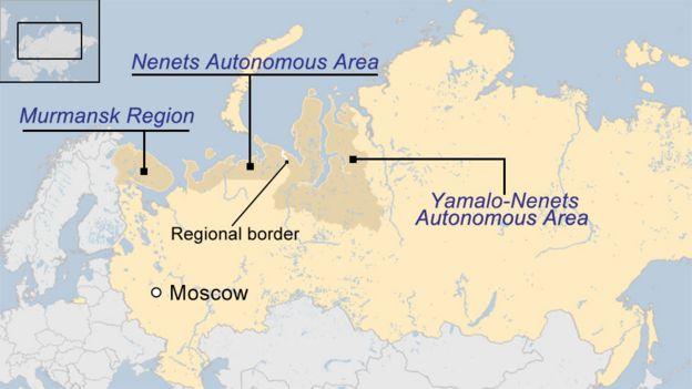 露西亞開放北極被居民0蚊開發?