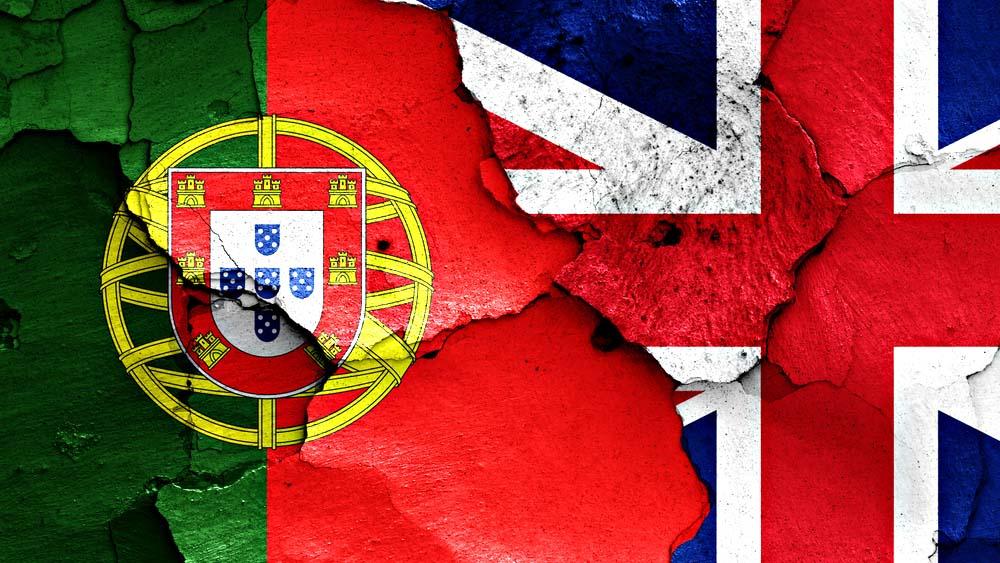 英國廢除隔離規定 放鄰國唔放葡萄牙惹外交危機