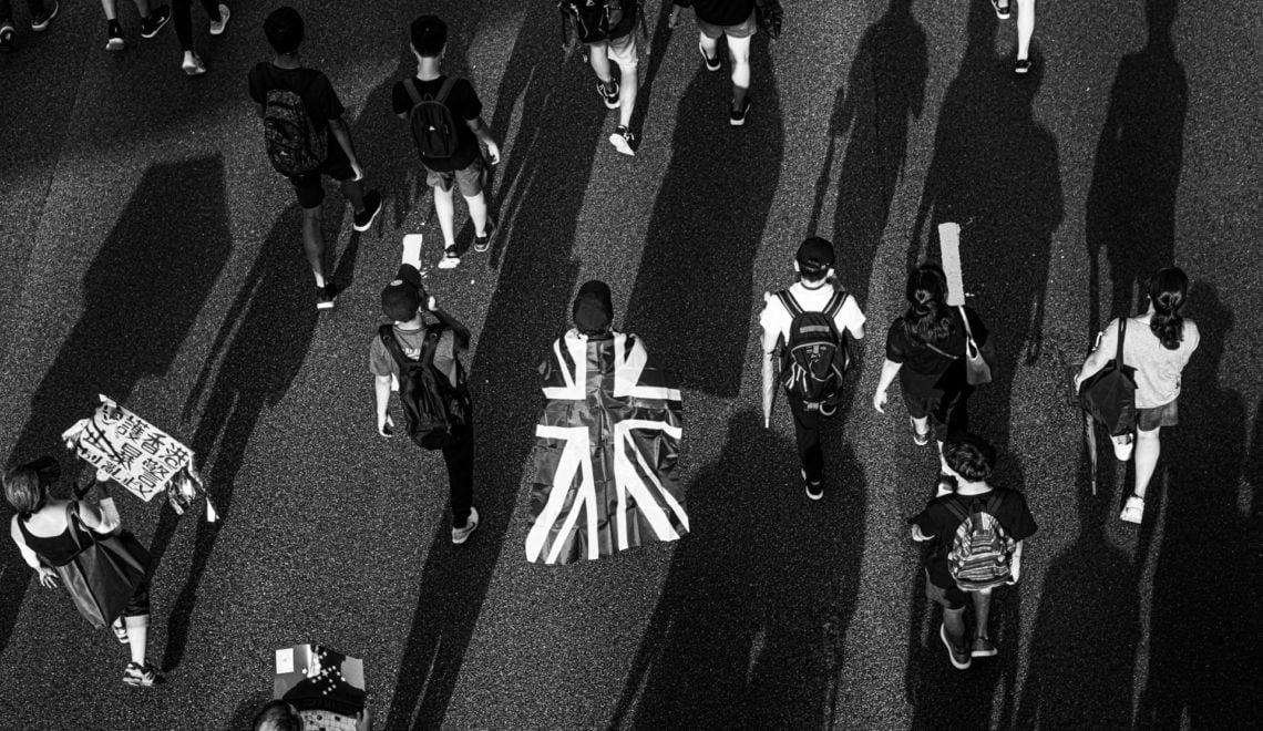 英外交官 幫契丹做香港 PR 搞到一頭蟻?