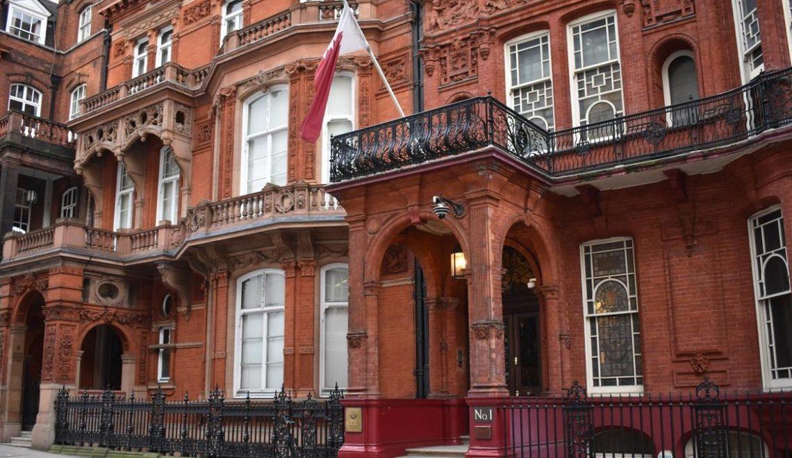 卡達駐英副大使 被揭發性侵犯職員兩母女