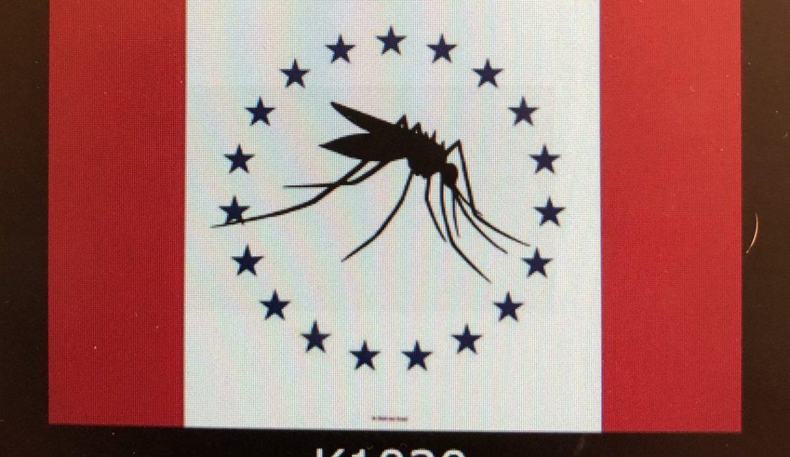 密西西比州換州旗 大蚊旗竟然無被篩走