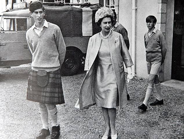 皇室入讀蘇格蘭名校 中國開店惹校友反對