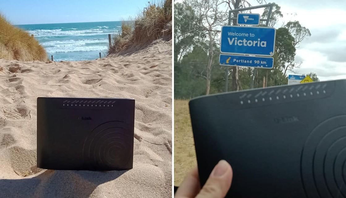 澳洲家長 帶router 行街 懲罰細路?