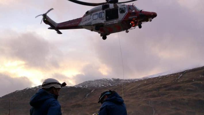 蘇格蘭山區老人求救 要靠得州反彈訊號?
