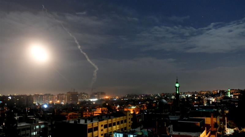 以色列就咁報復敘利亞 空襲殺死15名伊朗僱傭兵