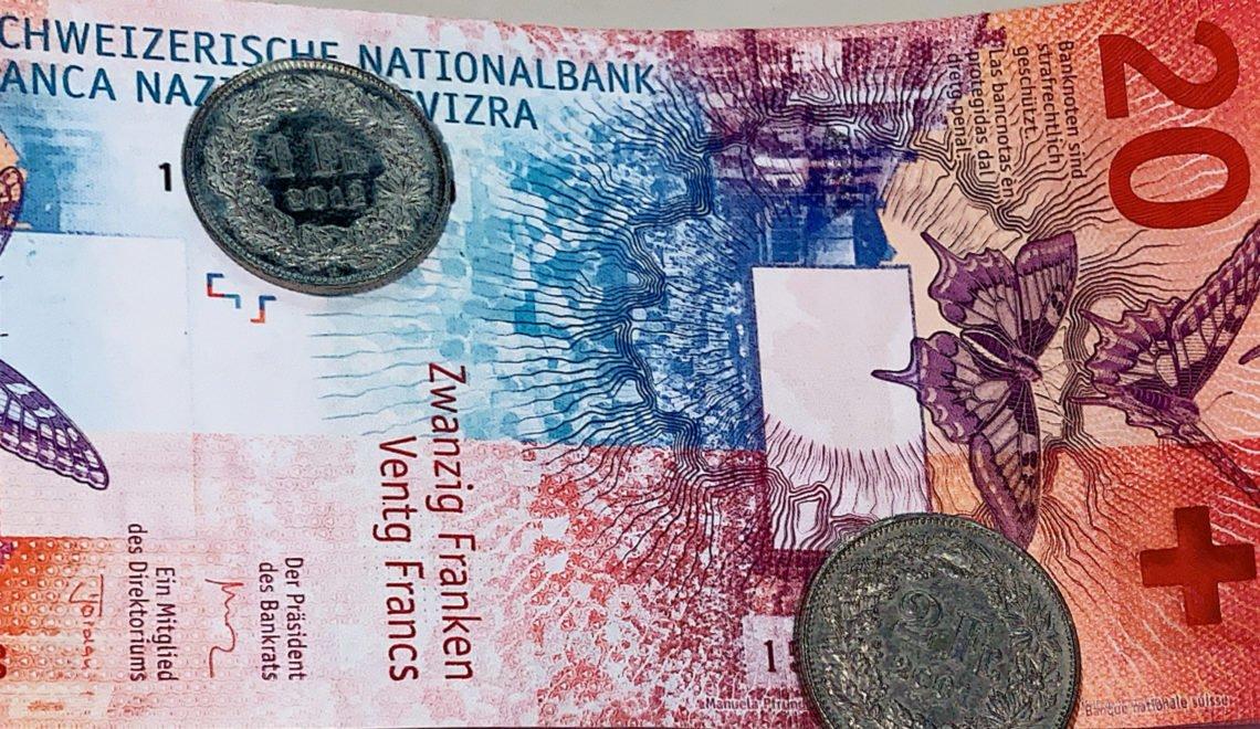 瑞士邦份公投出全球最貴最低工資