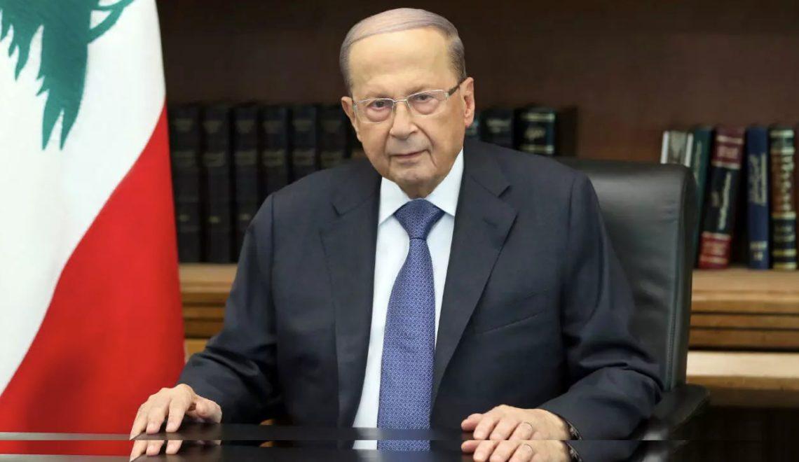 黎巴嫩總統突然發炮攻擊盟友 「落地獄」?