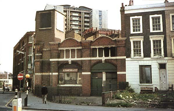 倫敦廢棄地鐵站變暖氣站?