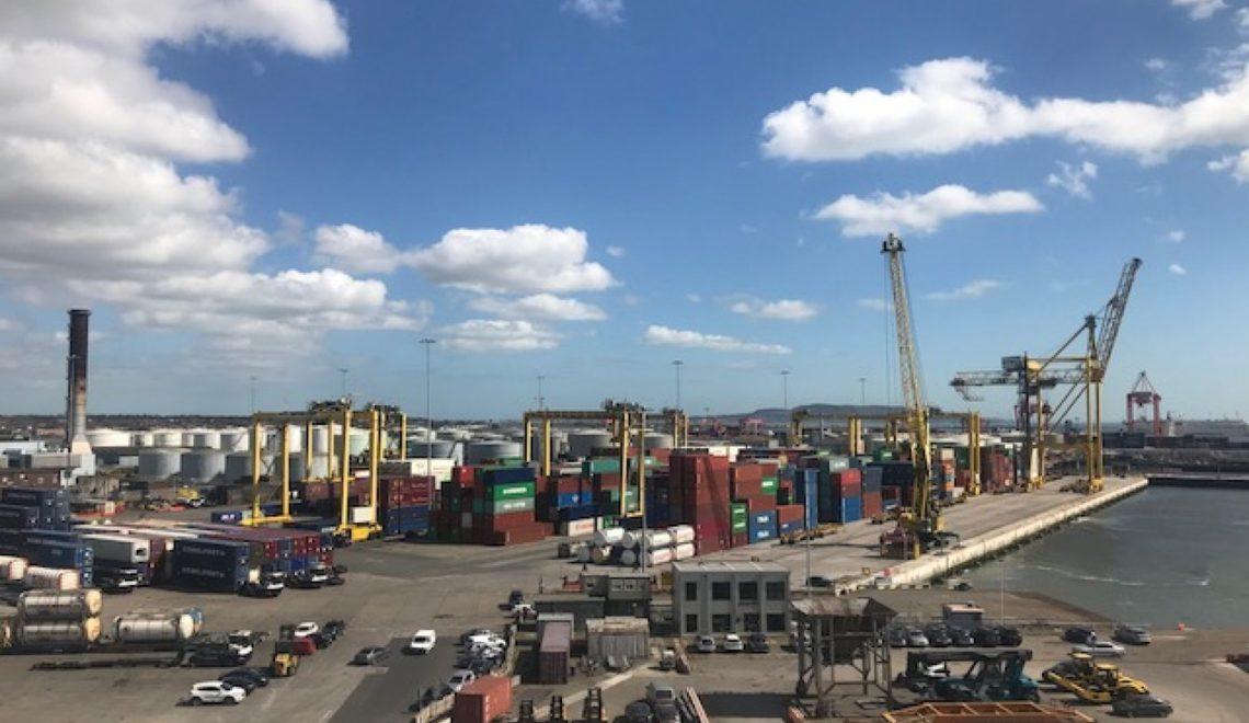 就算脫歐有協議 愛爾蘭預計貨物都會堆積港口