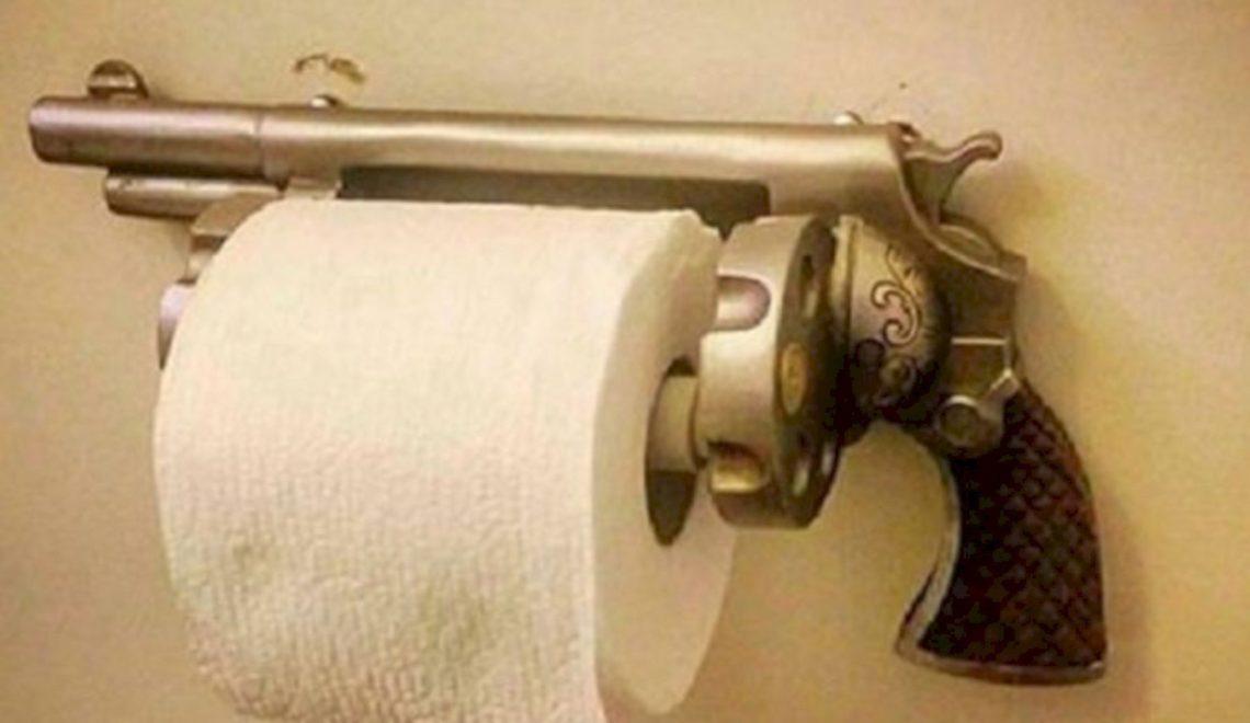 外相保鏢將槍遺漏客機廁所中