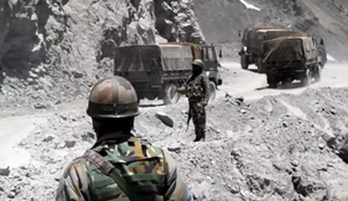 印度軍方:近幾禮拜已經佔領與中邊境西段6個戰略高地