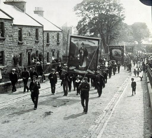 蘇格蘭教會曾致信俾英首相 趕走愛爾蘭移民?