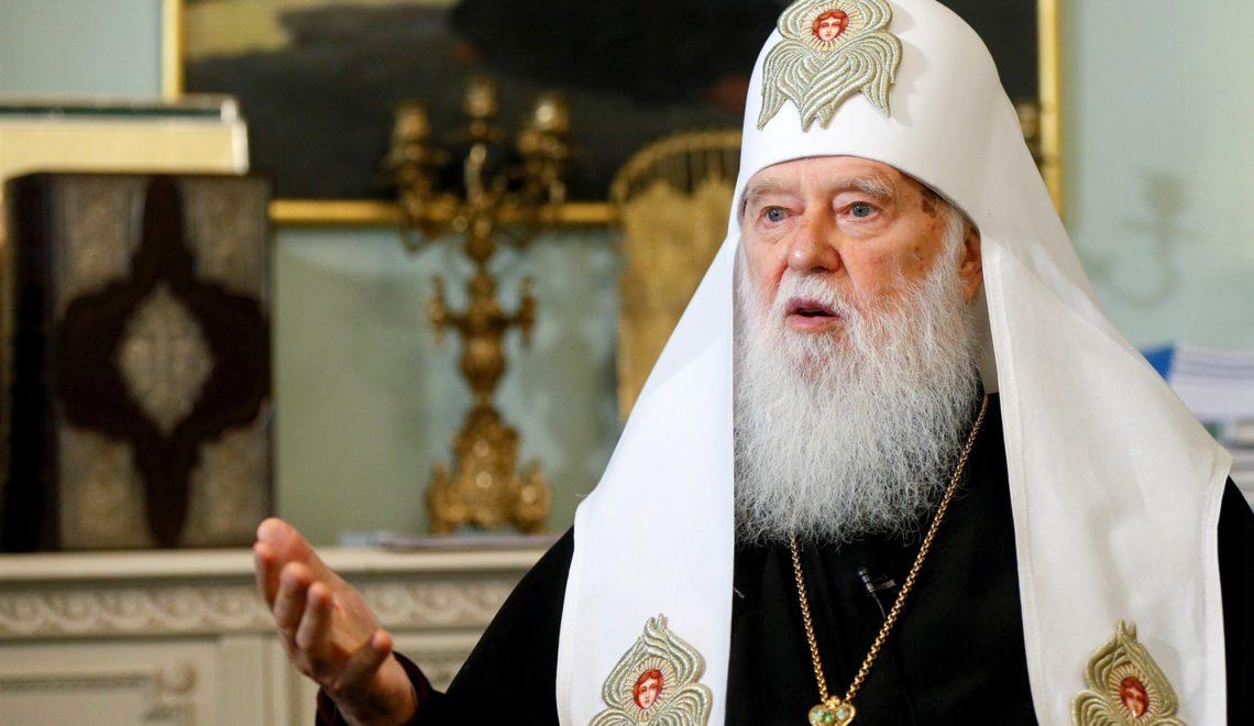 聲稱疫情係上帝懲罰同性戀 烏克蘭正教教長確診武漢肺炎