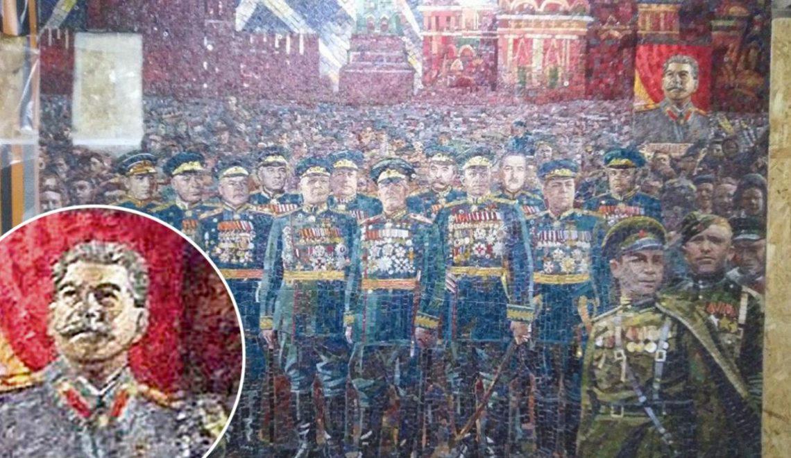 露西亞軍方大教堂驚現史太林 反對派指係「戰禍嘅異端神殿」