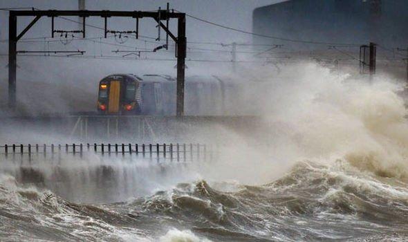 核試愈多 蘇格蘭天氣愈濕滯?