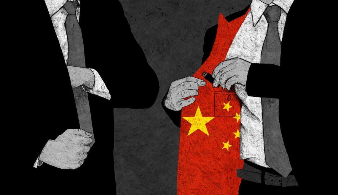 比利時媒體報導中國涉間諜案 使館反應強烈
