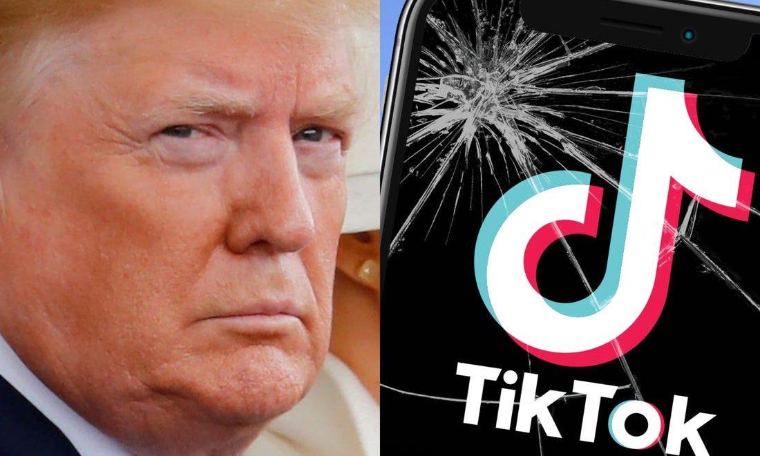 侵表示唔鍾意 Tiktok deal 認為對方係逃避關鍵擁有權問題