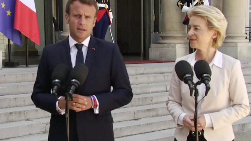 法文記者協會要求 歐盟主席多用法文 可以防止假新聞?