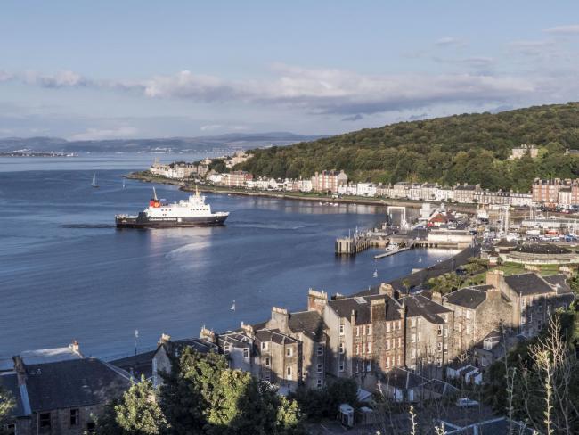 蘇格蘭離島抗議本島送人上島檢驗武漢肺炎?
