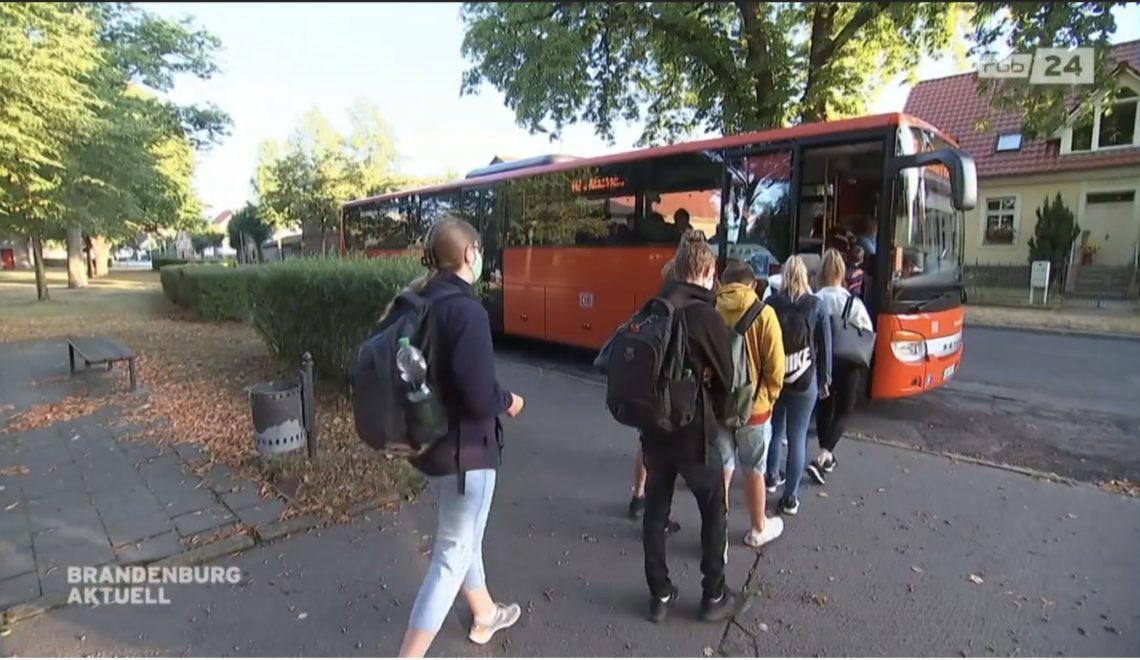 德國家長不滿校車依然咁逼