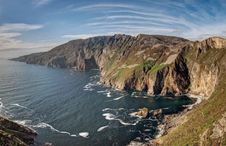愛爾蘭鄉村曾有德國間諜探測港口?