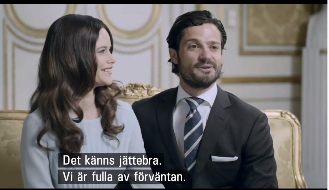 瑞典國王二子和王妃確診武漢肺炎