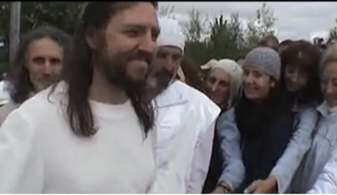 西伯利亞耶穌被布丁監禁12年
