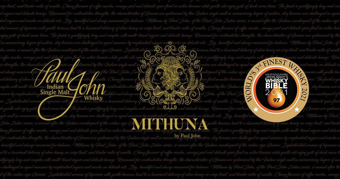 印度威士忌位列全球第三