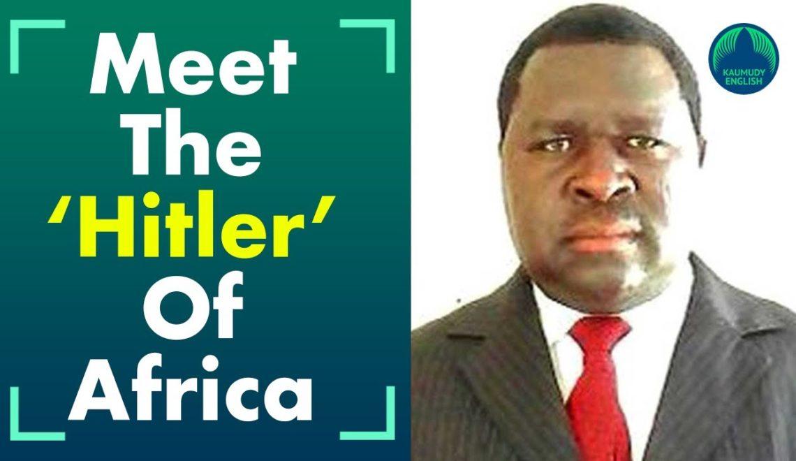 希特拉當選非洲議員