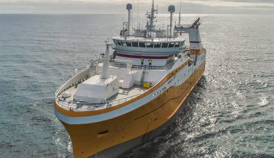 唔記得同挪威談判 英國漁船都係無得出海捉魚