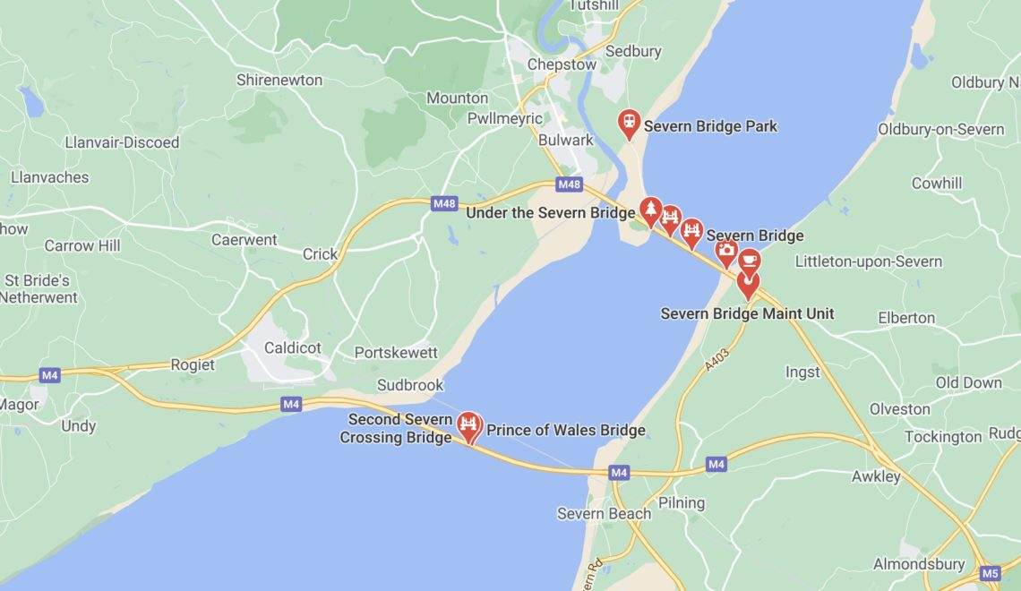 威爾斯跨境大橋命名 成英國最新政治口水戰場?
