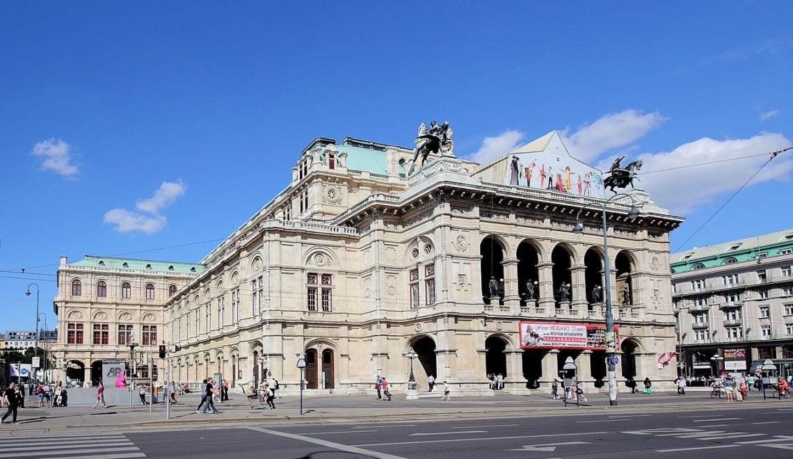 維也納國立歌劇院變博物館重新開門