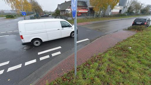 德國地方神奇單車徑 起成「三斷線」最短得8米