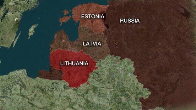 【突發】波羅的海三國同時宣佈驅逐露西亞外交官 以撐捷克